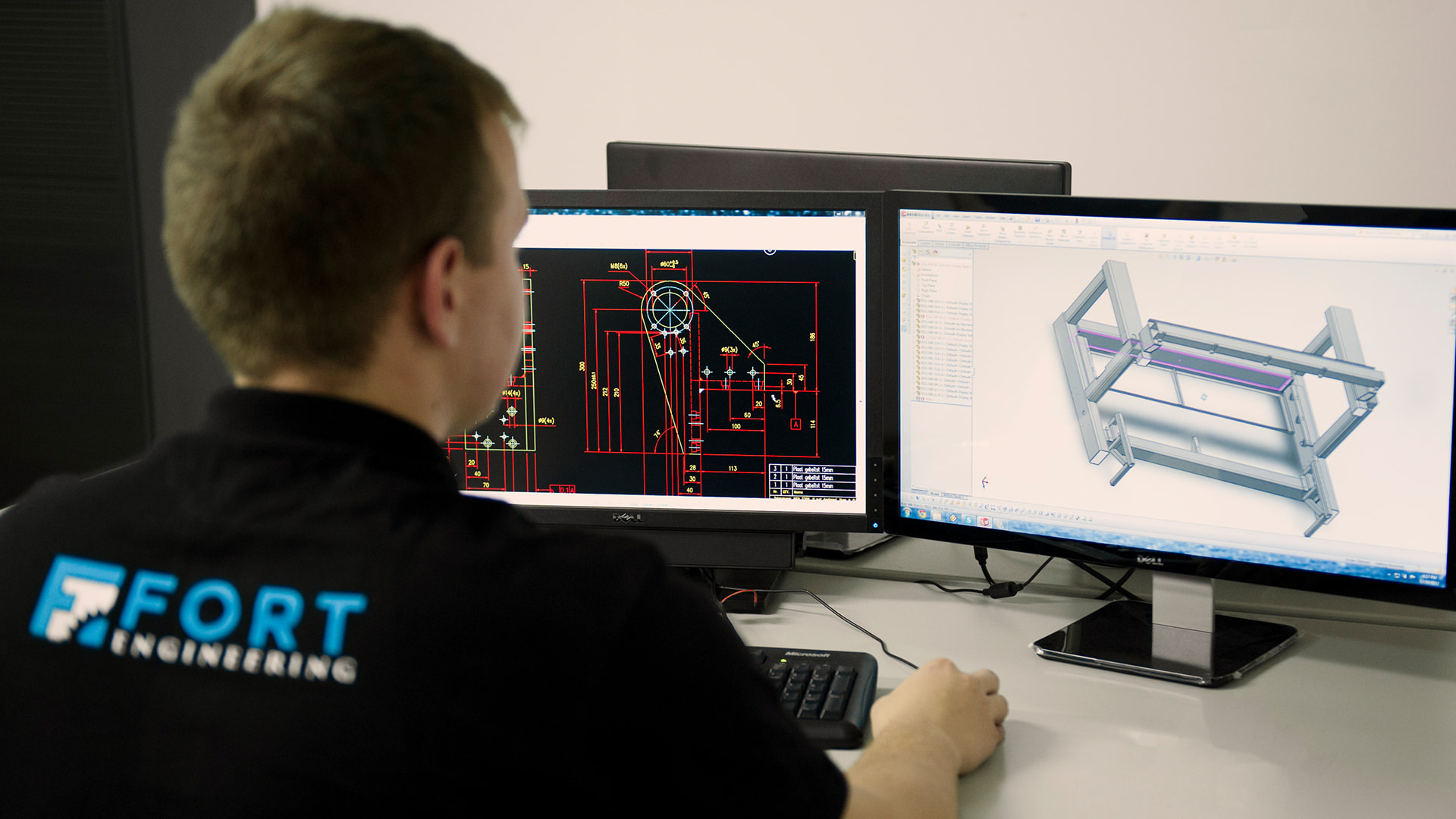 FORT Engineering - design and conversion services