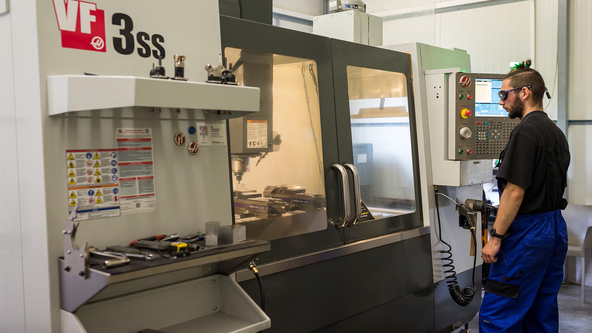 FORT Engineering - mechanical machining